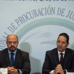 Trabajar por la seguridad y por la justicia de un solo México, pide Gobernador