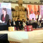 Rectora participa en el 2do. Foro Mundial de Desarrollo Sostenible en Durango
