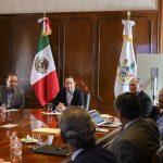 Gobernadorencabeza reunión estratégica para fortalecer esfuerzos contra elCOVID-19