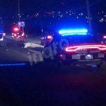 Motociclista choca contra una vaca y fallece en el Libramiento Norponiente
