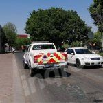 Fuga de gas en Colonia San Javier