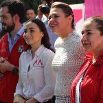 """""""Las mujeres son el corazón del PRI"""": María Alemán"""