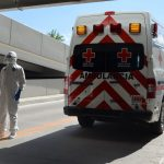 Se capacitan elementos de Cruz Roja en traslados de pacientes con Covid19