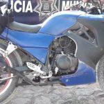Conducía vehículo robado y es detenido por la Policía Municipal de El Marqués