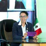 Respalda Connie Herrera medidas del Gobierno para enfrentar COVID-19