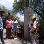 Regulariza El Marqués servicio de electricidad en Presa del Carmen