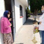 Continúa Elsa Méndez apoyando por su cuenta a familias queretanas