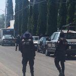 Movilización en Juriquilla. Un detenido. Portaba armas