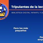 Presentan Biblioteca Digital Tripulantes de la Lectura