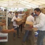 Municipio de Querétaro entrega apoyos a afectados por la contingencia sanitaria
