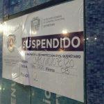 Se suspende fiesta clandestina en Carretas