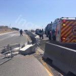 Accidente deja un muerto en la carretera a El Rosario