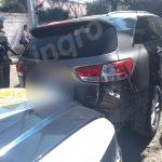 Guanajuato solicitó el apoyo. Operativo logra detención de banda tras accidentada persecución
