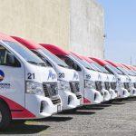 Ofrece Roberto Sosa transporte a personal de salud