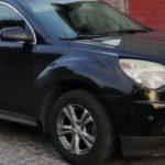 Asegurada por robo a vehículo en El Pedregal