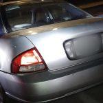 Aprehendidas cuatro personas por robo equiparado de vehículo