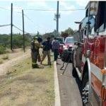 Encuentran cadáver de hombre en terreno incendiado en San Juan del Río