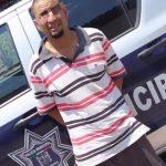 Roba celular y es detenido por elementos de SSPyTM de El Marqués