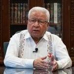 Urge frente nacional para enfrentar la crisis económicay social: Aquiles Córdova Morán