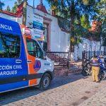 Refuerzan operativos en El Marqués para evitar contagios de COVID-19