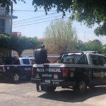 Movilización en Villas de Santiago. Hay dos detenidos