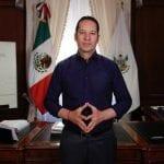 Anuncia el gobernador estrategia de entrenamiento para regresar a las actividades esenciales