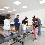 Entregan 1 mil 580 porciones de comida a habitantes de Epigmenio González
