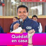 Investigarán supuesta fiesta que organizó alcalde de Pedro Escobedo