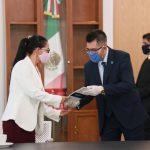 En Querétaro se promueven acciones contra quien abuse del actuar de funcionarios: Connie Herrera