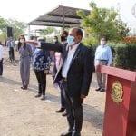 Elvia Montes nombra al nuevo Director de Seguridad Pública en Ezequiel Montes
