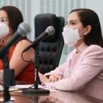 Presenta Elsa Méndez reserva durante aprobación de  reformas a la Ley Electoral del Estado