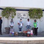 Entrega CAEQ donaciones a Casa Hogar San Pablo y Querétaro es Uno