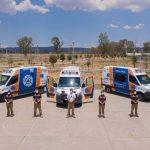 Adquiere El Marqués tres ambulancias de soporte vital avanzado