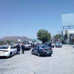 Policía detiene a 6 personas que no respetan medidas por contingencia