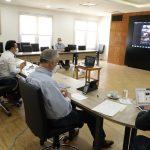 Luis Nava detalla a CANIRAC acciones por la contingencia sanitaria