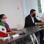 Congreso trabajará con sesiones presenciales y virtuales: Connie Herrera