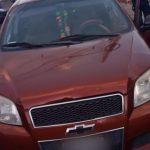 Son aseguradas cuatro personas por robo equiparado de vehículo