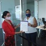 Va Connie Herrera por fomentar Transparencia en el ejercicio del Poder