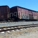 Tren se descarrila en Tequisquiapan