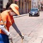 Servicios Públicos Municipales trabaja de manera normal durante la contingencia