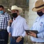 INICIA ENTREGA DE PACAS A GANADEROS PARA ENFRENTAR SEQUÍA EN EL ESTADO