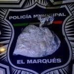 """Policías de El Marqués detienen al """"Cepillo"""" con sustancia tóxicas"""