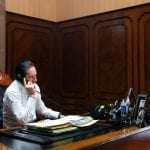 Gobernador dialoga con Embajador de EU sobre plan de reactivación económica