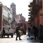 700 comerciantes y vecinos participan en Tercera Jornada de Limpieza del Centro Histórico