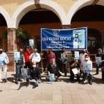 Participan comerciantes y ciudadanos en la cuarta Jornada de Limpieza del Centro Histórico