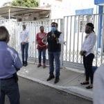 Supervisa Luis Nava obras por 25 mdp en la colonia La Industrial