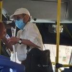 78% de usuarios del transporte público ya usan cubrebocas