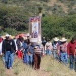 Piden a peregrinos regresar a Querétaro