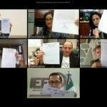 Convenio del IEEQ con organismos electorales para fortalecer la democracia