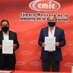 Firma CMIC Convenio con ACOEQ